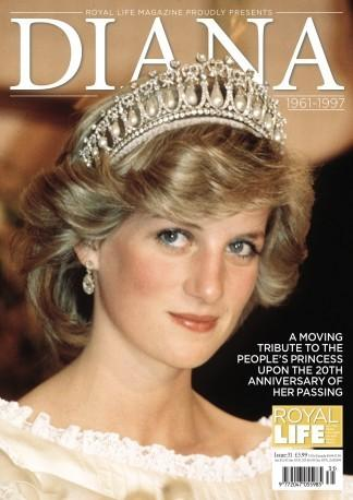 Royal Britain Presents Royal Life (UK) magazine cover