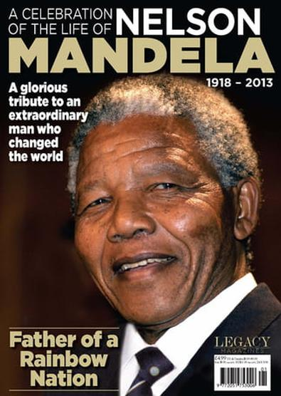 A Celebration of the Life of Nelson Mandela (UK) cover