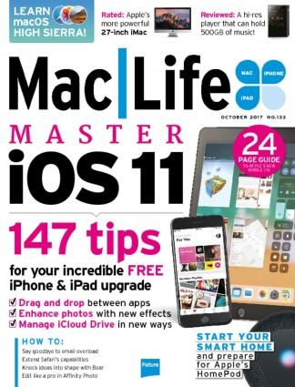 MAC LIFE (UK) magazine cover