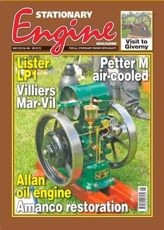 Stationary Engine (UK) magazine cover
