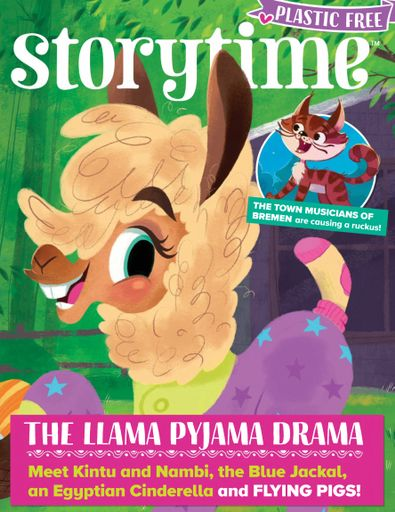 Storytime (UK) magazine cover