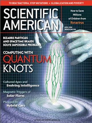 Subscribe to Scientific American Magazine print and digital versions.