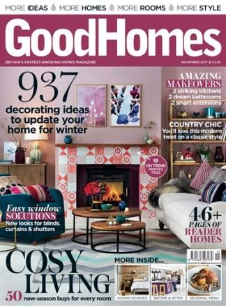 Good Homes (UK) magazine cover