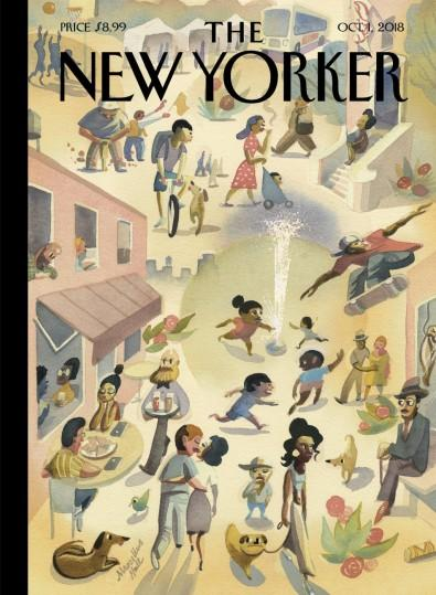 The New Yorker (US) magazine cover
