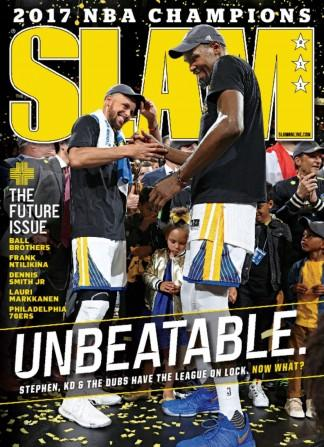 SLAM (USA) magazine cover