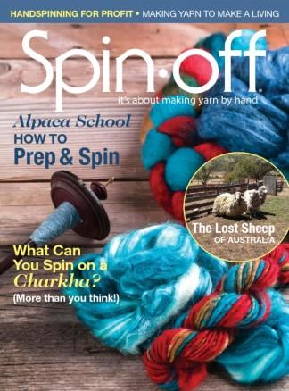 Spin-Off (UK) magazine cover