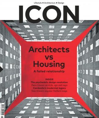 Icon (UK) magazine cover