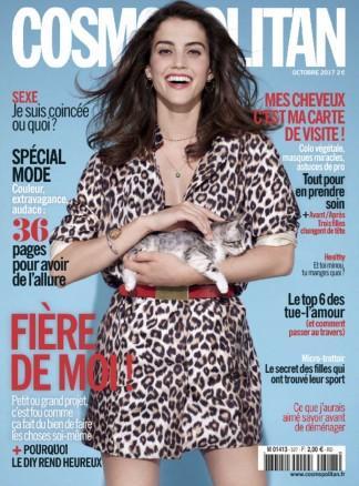 Cosmopolitan French magazine cover