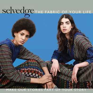 Selvedge (UK) magazine cover