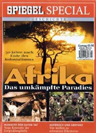 Spiegel Geschicht magazine cover