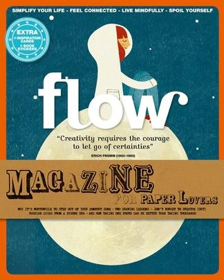 Flow (UK) magazine cover