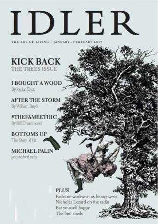 Idler (UK) magazine cover