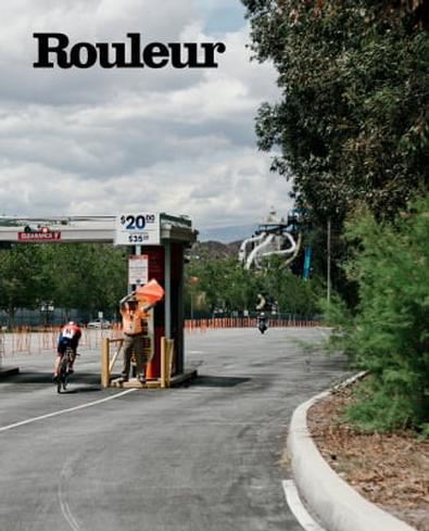 Rouleur (UK) magazine cover