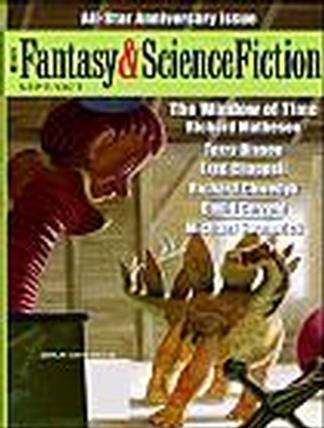 Fantasy & Science Fiction (USA) magazine cover