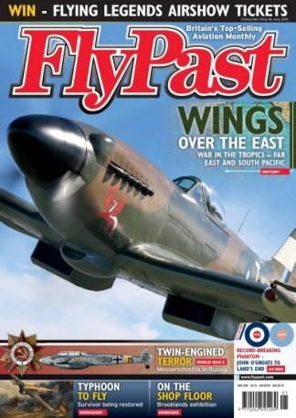 FlyPast (UK) magazine cover