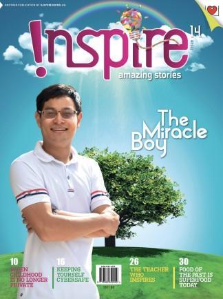 !nspire (SG) magazine cover