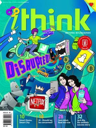 iTHINK (SG) magazine cover