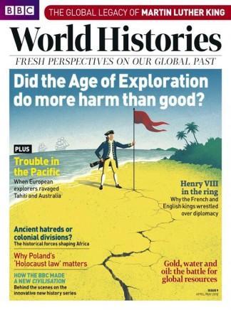 BBC World Histories (UK) magazine cover