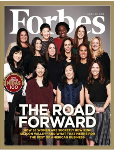 Forbes (US) magazine cover