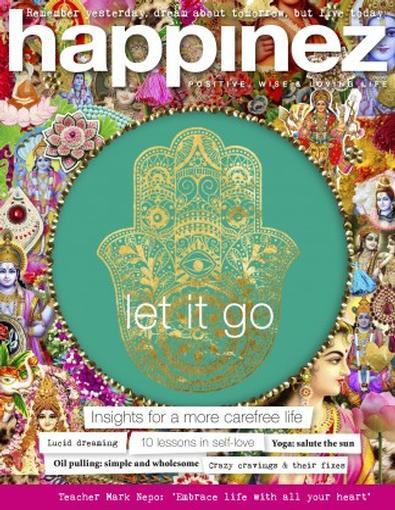 Happinez (NL) magazine cover