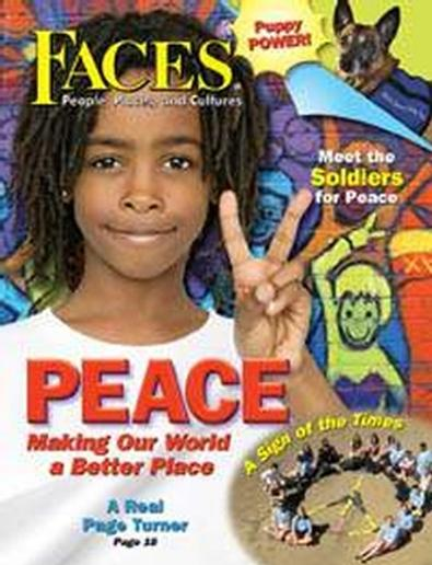 Faces (USA) magazine cover