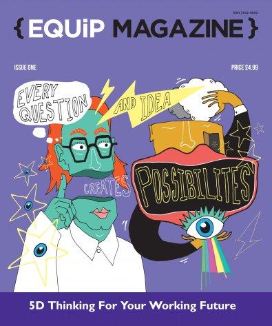 EQUiP MAGAZINE (UK) cover