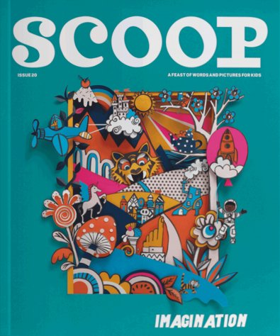 Scoop (UK) magazine cover