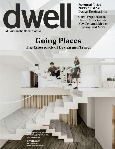 Dwell (USA) magazine cover