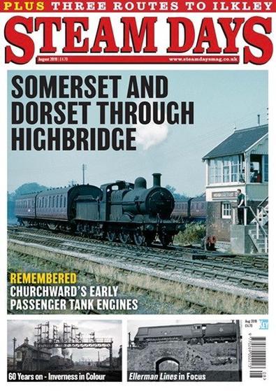 Steam Days (UK) magazine cover