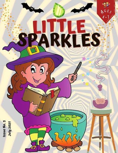 Little Sparkles magazine cover