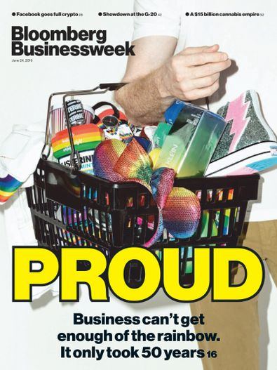 Bloomberg Businessweek magazine cover