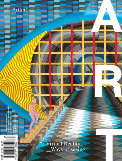 ARTLINK magazine cover