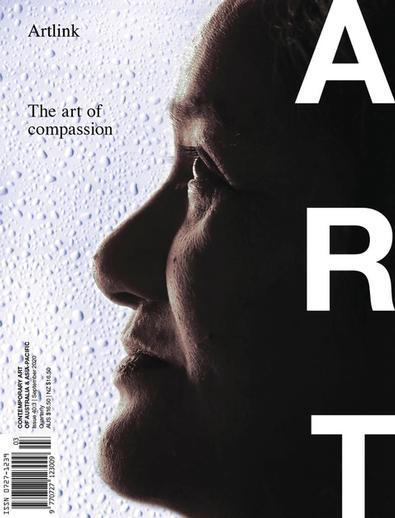 ARTLINK magazine cover