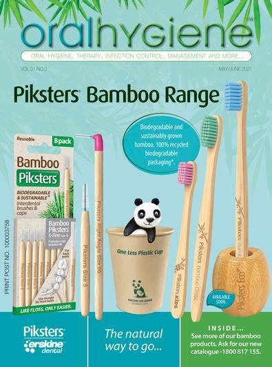 Oral Hygiene magazine cover