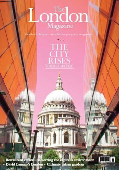 The London Magazine (UK) cover