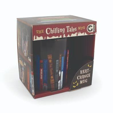 Chilling Tales Mug cover
