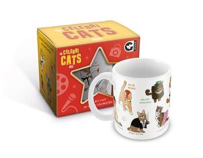 Celebri Cats Mug cover
