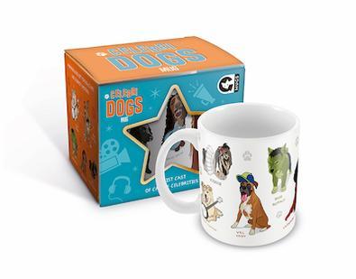 Celebri Dogs Mug cover