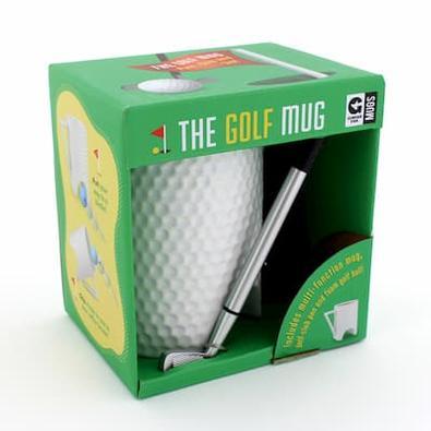 The Golf Mug cover