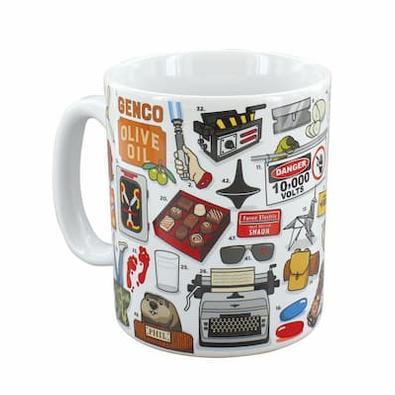 The Movie Buff Mug cover