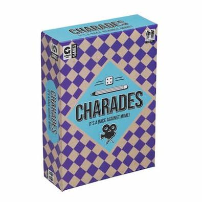 Charades cover