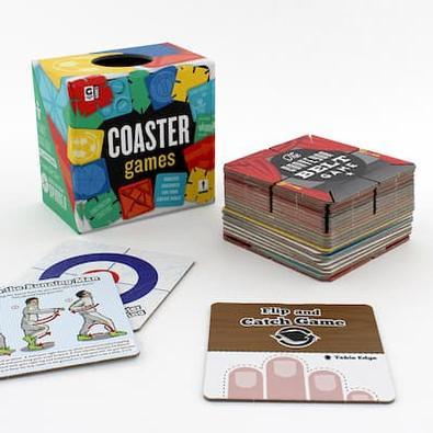 Coaster Games cover