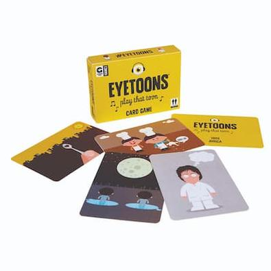 Eyetoons - Card Game cover