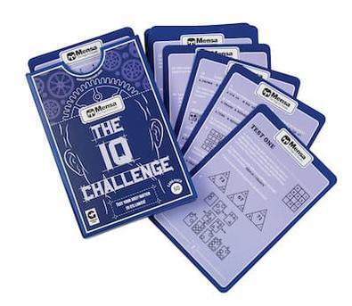 Mensa - Challenge Your IQ cover