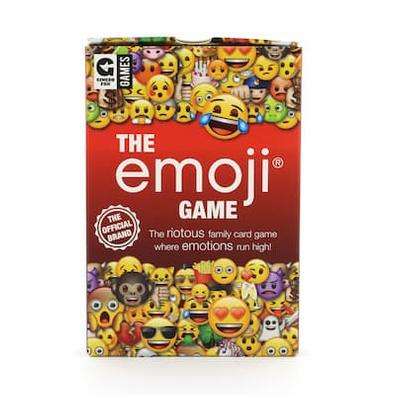 The Emoji Game cover