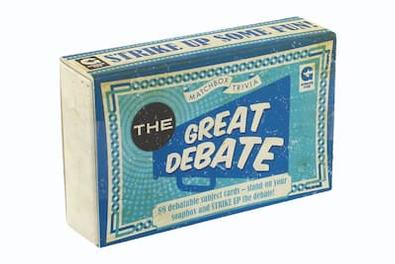 Matchbox - The Great Debate cover