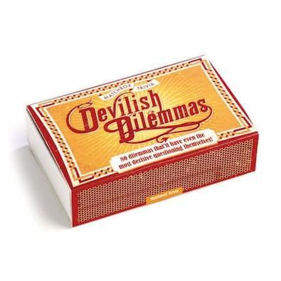 Matchbox - Devilish Dilemmas cover