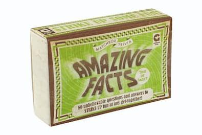 Matchbox - Amazing Facts cover