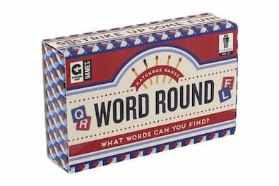 Matchbox - Word Round cover