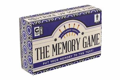 Matchbox - The Memory Game cover